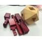 Китайский традиционный деревянный разведки блокировки игрушки (разных цветов)