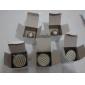 E26/E27 3.5 W 60 SMD 3528 180 LM Warm White PAR Spot Lights AC 220-240 V