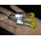 Real Growable Lucky Bamboo Plant In-a-Bottle Keychain (2-Pack)