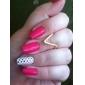 Shixin® European Twist Shape Women'S Midi Rings(Silver,Gold)(2 Pcs)