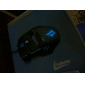 KN-006 Shift LED High Definition Optical Wired Gaming Mouse(800/1200/1600/2400DPI)