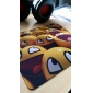 Smiling Face Gaming Optical Moused Pad (9*7 Inches)