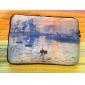 """Paintings of Monet Neoprene Sleeve Case for 10-15"""" Laptop"""