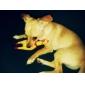 gritando brinquedo de borracha estilo frango para cães (s)