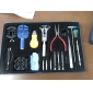 19-Piece Watch Repair Tool Kit with Placement Box