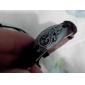 Мужская Аллигатор ткани кожаный браслет (случайный цвет)