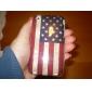 Жесткий чехол с флагом США для iPhone 3G и 3GS (разноцветный)