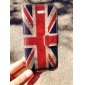 Vintage The Union Jack Pattern PU Full Body Case with Card Slot and Stand for iPhone 5C