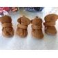 개를위한 사랑스러운 부드러운 나일론 지퍼 테이프 신발 (모듬 된 색상, XS-XL, 4 종)