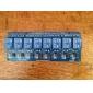 Otte kredsløb med optokobler relæmodul