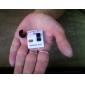 Серьга Серьги-кольца Бижутерия Повседневные Титановая сталь Женский Черный