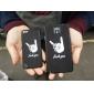 Dedo Padrão Hard Case para Samsung Galaxy Note N9000 3