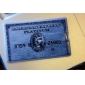 블루 카드 입력 된 컴팩트 플래시 메모리 카드 16G
