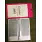 cobertura de fibra de carbono elonbo etiqueta para iPhone 4 / 4S (cores sortidas)