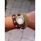 relógio cadeia boêmio pulseira padrão das mulheres