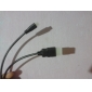 New Slim 6ft Micro HDMI AV Cable for Moto Mobile Phone and Other Tablets