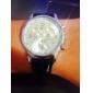 Reloj de Muñeca Analógico Unisex con Corona Redonda