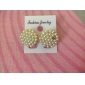Fully-jewelled Alloy Earring