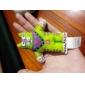 Estilo Bufanda Catnip Cat Toy Cat para (Verde)