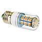 2.5W E26/E27 LED Corn Lights T 27 SMD 5050 150-200 lm Warm White AC 85-265 V