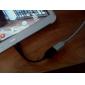 OTG Micro USB Kabel für Android Handy (schwarz, 14cm)