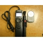 temporizador remoto RS-60E3 para canon 1000d 450d 400d 350d 300d 500d 550D, Pentax K20D K200D K10D K100D e Samsung GX-20 GX-10