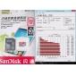 SanDisk 33GB 마이크로 SD 카드 TF 카드 메모리 카드 UHS-I U1 CLASS10 Ultra