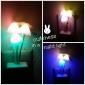 16 * 5CM 버섯 스타일 1/5W 에너지 절약 LED 밤 램프