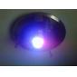 3W E26/E27 Круглые LED лампы 3 Высокомощный LED 270 lm RGB AC 85-265 V