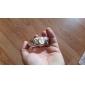 Femme Montre Tendance Bracelet de Montre Quartz Imitation de diamant Alliage Bande Bracelet Elégantes Bronze