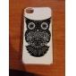 Case Black Owl pour iPhone 4/4S