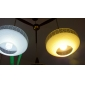 3W E26/E27 LED Globe Bulbs A50 15 SMD 5630 260 lm Warm White V