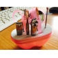 Apple Shaped Metal Manicure Kit (9 Pieces)