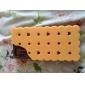 3d сэндвич печенье дизайн кремния резиновый корпус для iPhone5 / 5S (разные цвета)