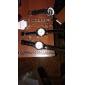Bracelet Bracelets d'identification Acier inoxydable Quotidien Décontracté Regalos de Navidad Bijoux Cadeau Argent,1pc