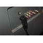 90-graders HDMI hane/honaadapter till vänster för V1.3/V1.4