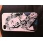 iPhone4/4S를위한 문신 마릴린 먼로 패턴 하드 케이스