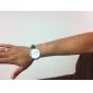 Modische, Mechanische Unisex Analog Uhr mit  PU-Leder Band (verschiedene Farben)
