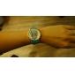Mulheres Relógio de Moda Quartzo PU Banda Caveira Preta Branco Azul Vermelho Marrom Verde Amarelo Rose