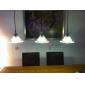 3W E14 LED-maïslampen T 27 SMD 5050 200 lm Warm wit AC 220-240 V
