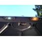 36mm 5050 smd ledet 5500K hvitt lys pære for bil