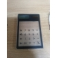 Transparent Touch Pad Solar Power Desktop Calculator (Assorted Color)