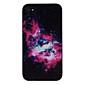 Fabuloso Nebula decaled PC Hard Case para iPhone 4/4S
