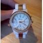 Women's Watch Fashion Diamante Gold Dial