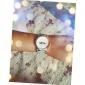 Women's Watch Minimalism Design Beard Pattern Cool Watches Unique Watches
