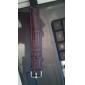 Unisex Genuine Leather Watch Strap 20MM(Black)