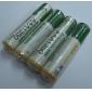 BTY 1.2V 1350mAh Перезаряжаемый Ni-MH AAA-Батарея Аккумулятор 4 штук