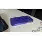 נרתיק מגן  משטח מט, דק במיוחד ל- iPhone 4 / 4S