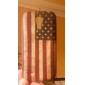 Modèle américain Soft Case Vintage Flag TPU pour Samsung Galaxy S4 Mini I9190