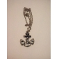 Урожай вырос эпохи морские якорные цепи ожерелье свитер N63